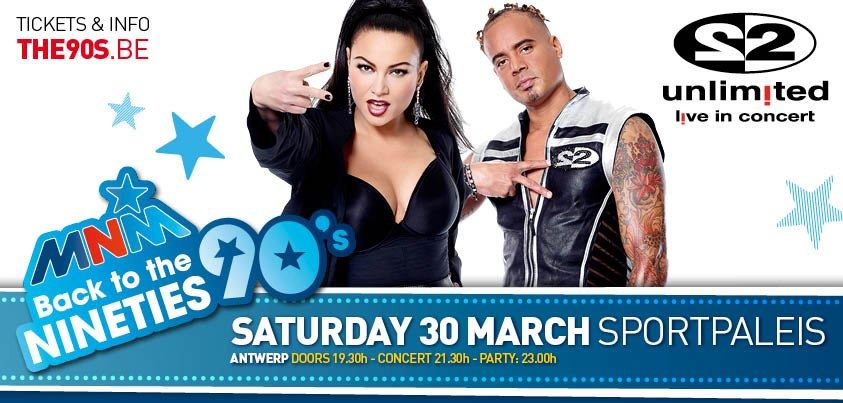 2 Unlimited Sportpaleis